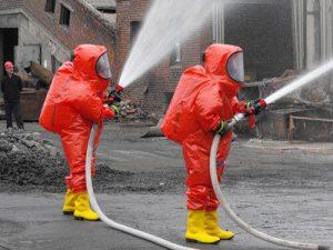 Правила за поведение при авария и отделяне на промишлени отровни вещества