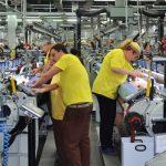 Откриване фабрика за текстил